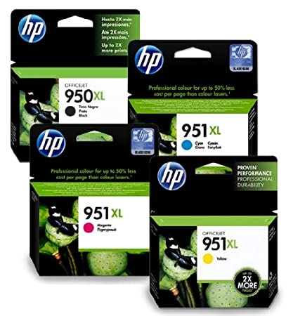 Amazon.com: HP Officejet Pro 8100 juego completo de alta ...
