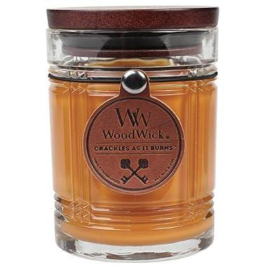 WoddWick Candle Leather