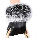 Meily(TM) Women's Winter Warm Leather Gloves