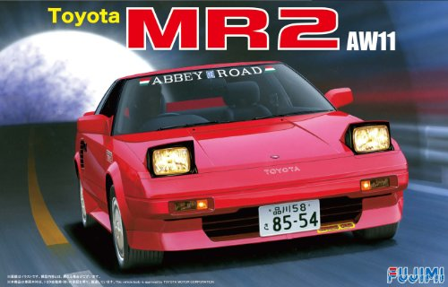 1/24 inch up Series No.110 Toyota MR2 AW11 ()