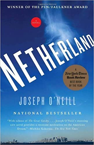 Netherland (Vintage Contemporaries) by O'Neill Joseph (2009-05-07