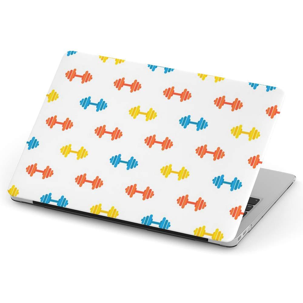 Funda rígida de Cuerpo Completo Compatible con MacBook, Mancuernas ...