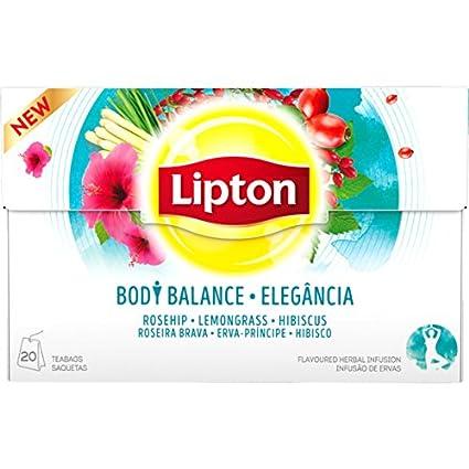 Lipton – Bolsas de té con forma de hueso (infusión de ...