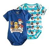 3 month old halloween costume - Paw Patrol Infant Boys' 2 Piece Short-Sleeve Bodysuit (3-6 Months)