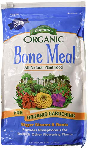 - Espoma BM04 4lb Bone Meal