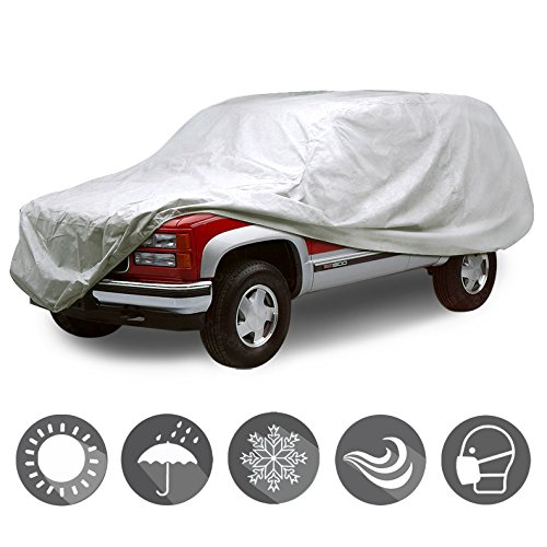 LT Sport SN#100000000767-222 For JEEP CHEROKEE All Weather Full Protection PEVA Car Cover ()
