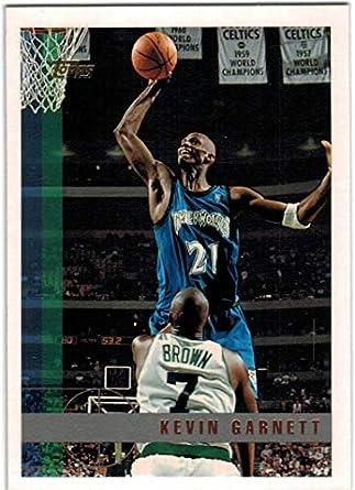 save off 62663 9c7e2 Amazon.com: 1997-98 Topps Basketball Minnesota Timberwolves ...