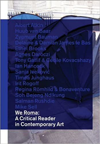 Book We Roma: A Critical Reader in Contemporary Art (Bak Critical Reader Series) by Salman Rushdie (2014-03-31)