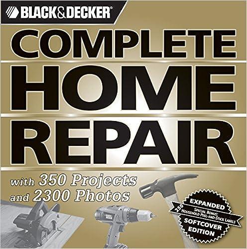 Black /& Decker Complete Home Repair