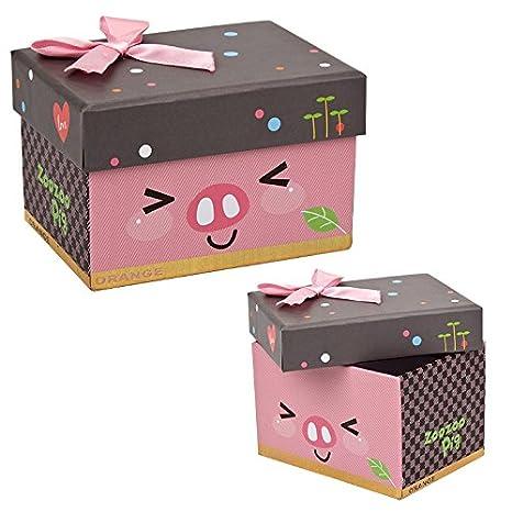 Desconocido Cajas de Carton Pequeñas