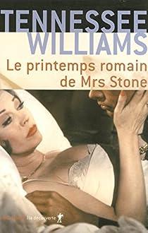 Le printemps romain de Mrs Stone par Williams