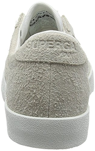 Baskets Superga Hairysueu 909 Total Blanc Mixte Adulte 2843 White W4UnpS4E