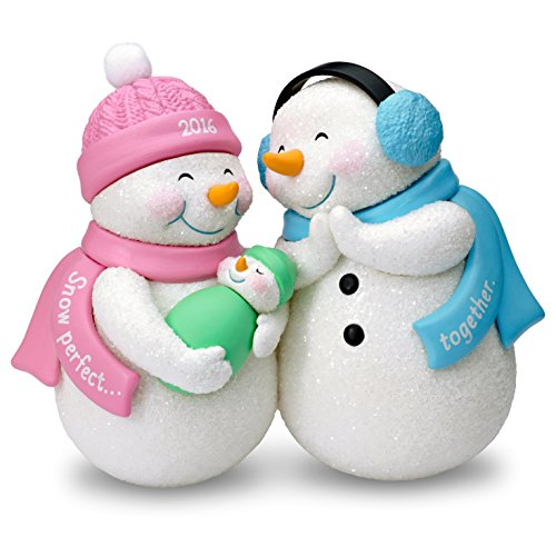 New Parents Christmas Ornament Dated 2016 Hallmark Keepsake - Hallmark New Ornament