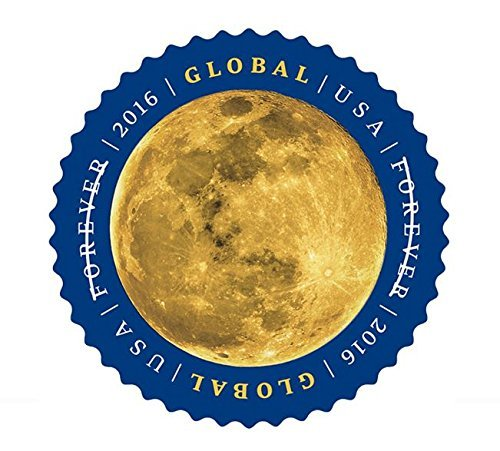 Global Forever international U.S. Postage Stamps Sheet of 10 - Class Usps Rates International First
