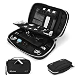 Defway Electronic Organizer, Travel Gadget Bag For Document Organizer&Passport Holder
