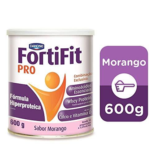 Fortifit Morango Danone Nutricia 600g