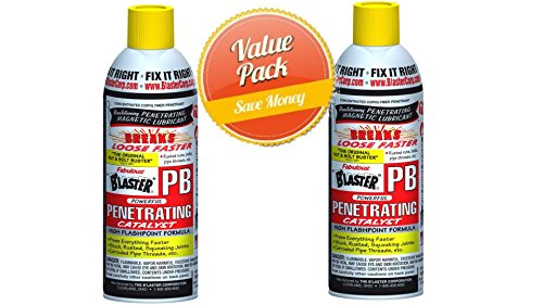 Stuff That Rusts Pipes - Catalyst/Lubricant Pack