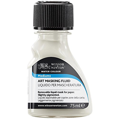 W&n Art Masking Fluid 75ml ()