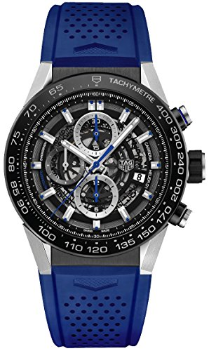 (Tag Heuer Carrera Chronograph Automatic Mens Watch)