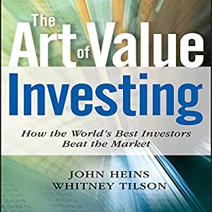 The Art of Value Investing Audiobook