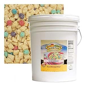 Berry Crunchy Cereal ValueBUCKET