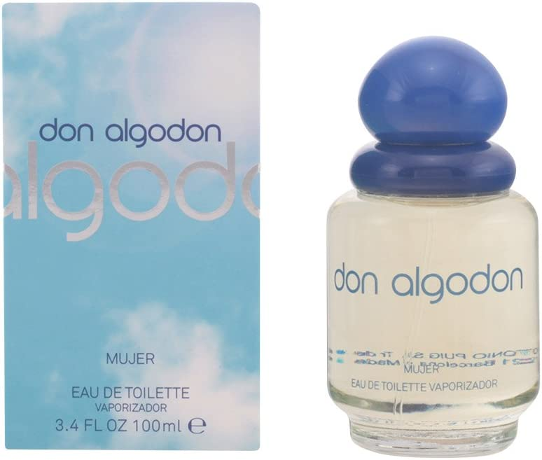 Don Algodon DON ALGODON edt vaporizador 100 ml: Amazon.es: Belleza