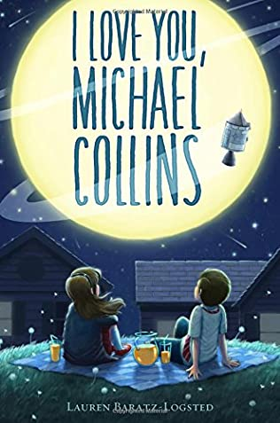 book cover of I Love You, Michael Collins