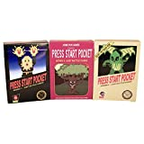 Home Run Games Press Start Pocket Series 1, 2, and 3
