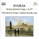 Dvorak: String Quintets Op. 1 & 97