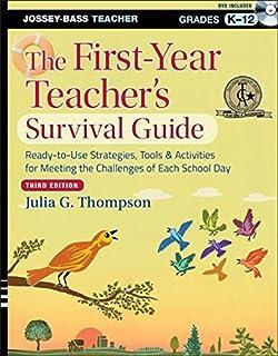 the first year teacher s survival guide ready to use strategies rh amazon com Personal Teacher Fincace English Teacher