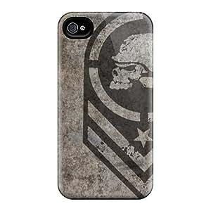 Perfect Hard Phone Case For Iphone 6plus With Provide Private Custom Lifelike Metal Mulisha Series CharlesPoirier
