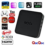 MXQ S805 Android_4.4 Fully_Loaded Quad_Core WiFi XBMC_Kodi Full HD 1080P Smart set TV Box 1G+8G Media Player