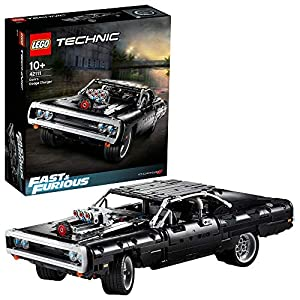 LEGO Technic Dom's Dodge Charger per Ricreare le Scene di Fast and Furious, Avventure ad Alta Velocità, Idea Regalo per…  LEGO