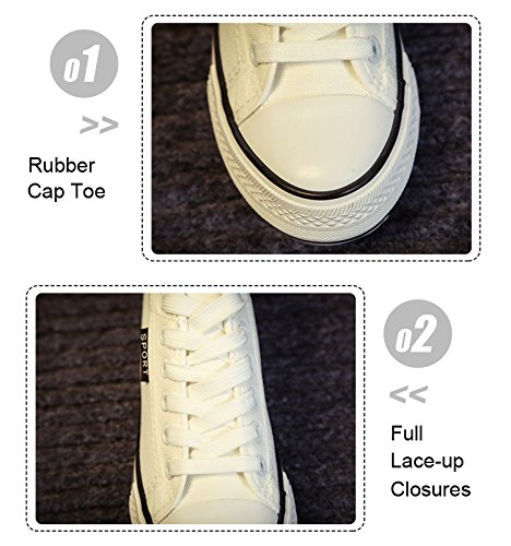 Shevalues verborgen Hiel Wedge Sneakers Fashion Lace Up Canvas Schoenen Voor Dames Zwart