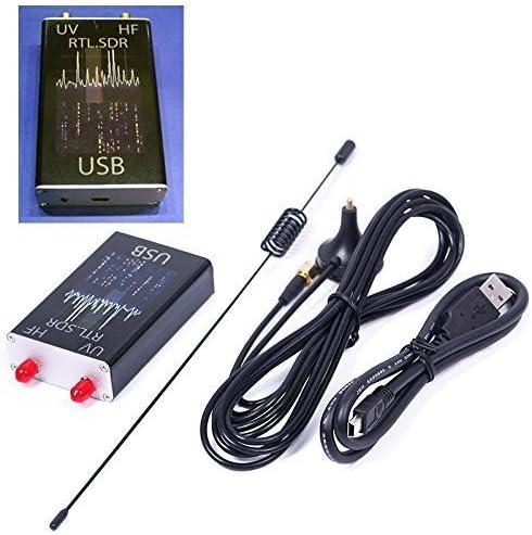 Radio Receiver Usb Dongle Radio Receiver 100 Khz-1.7 Ghz Receiver Uv Receiver