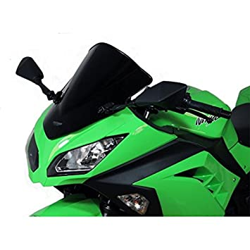 Amazon.com: KAWASAKI EX 250-300 NINJA-13/16- BULLE RACING ...