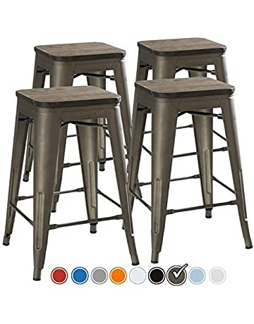 Amazon.com: Stools & Bar Chairs: Patio, Lawn & Garden on