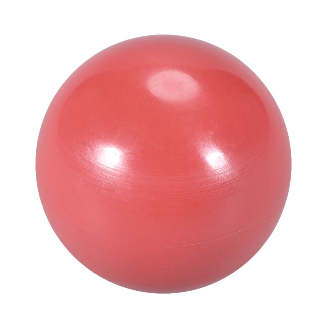 uxcell 15 Pcs Thermoset Ball Knob M6 Female Thread Machine Handle 30mm Diameter Smooth Rim Red