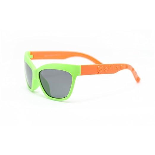 YuFLangel Gafas De Sol para Niños Ojos de Gato Niños y niñas ...