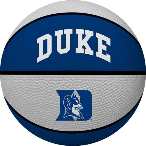 Ncaa Duke Blue Devils Crossover Full Size Basketball By Rawlings