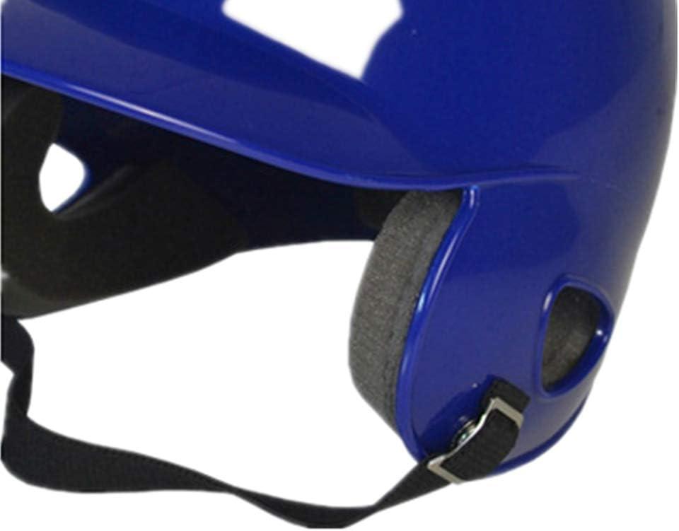ZPF Casco de bateo, protección de Seguridad Resistente al Agua y ...