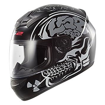 LS2 FF352 nueva rayos X Full Face casco de ciclo de Motor para bicicleta de carreras
