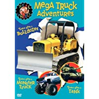 Real Wheels: Mega Truck Ad [Import]