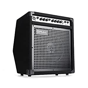 coolmusic dk 35 35watts personal monitor amplifier electric drum amplifier pa. Black Bedroom Furniture Sets. Home Design Ideas
