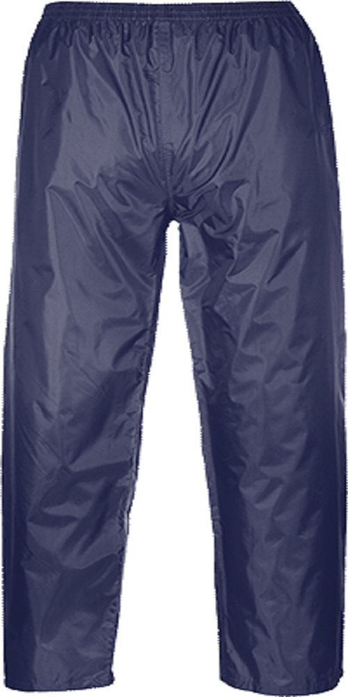 Portwest US441YERM Regular Fit Classic Adult Rain Pants Medium Yellow