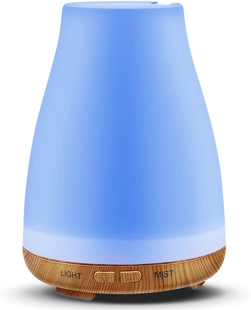 100ml Essential Oil Diffusers Humidifier for Aromatherapy