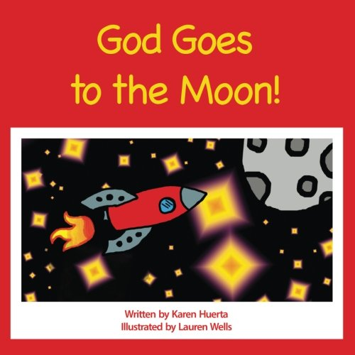 Read Online God Goes to the Moon! PDF