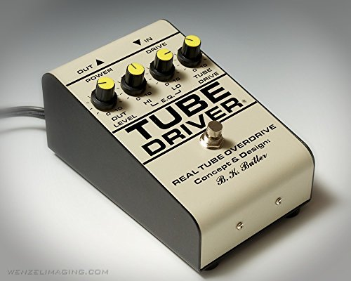 TUBE DRIVER Original by BK - Preamps Chandler