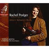 BACH. Sonatas & Partitas - Complete. Podger
