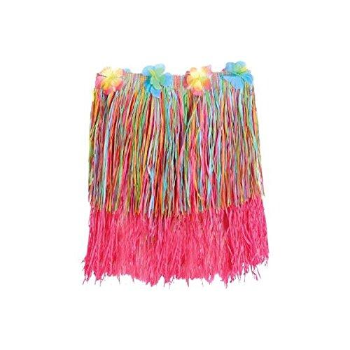 Child Rainbow Hula Skirt -